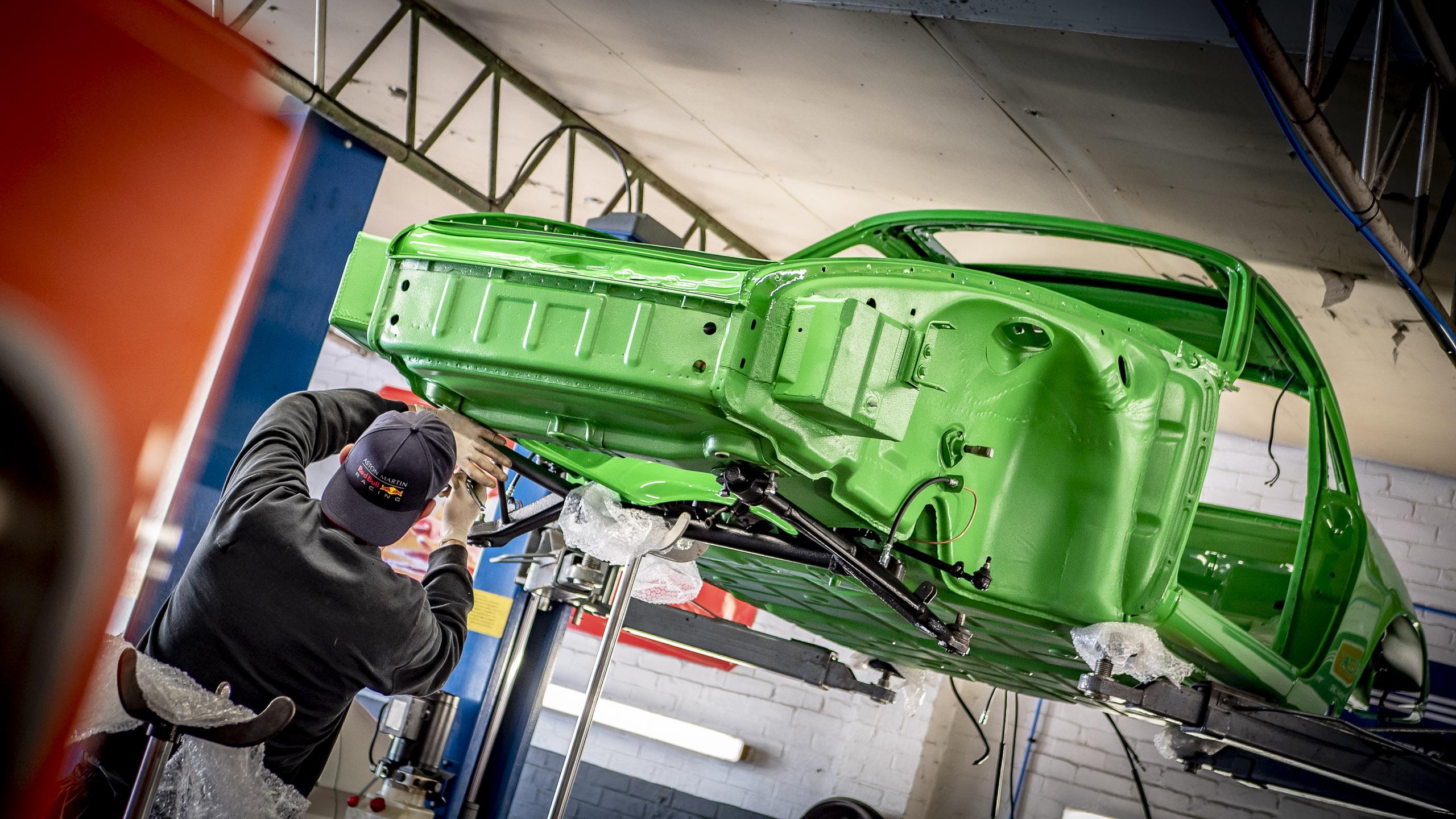 Porsche Restoration Specialists Vintage Porsche