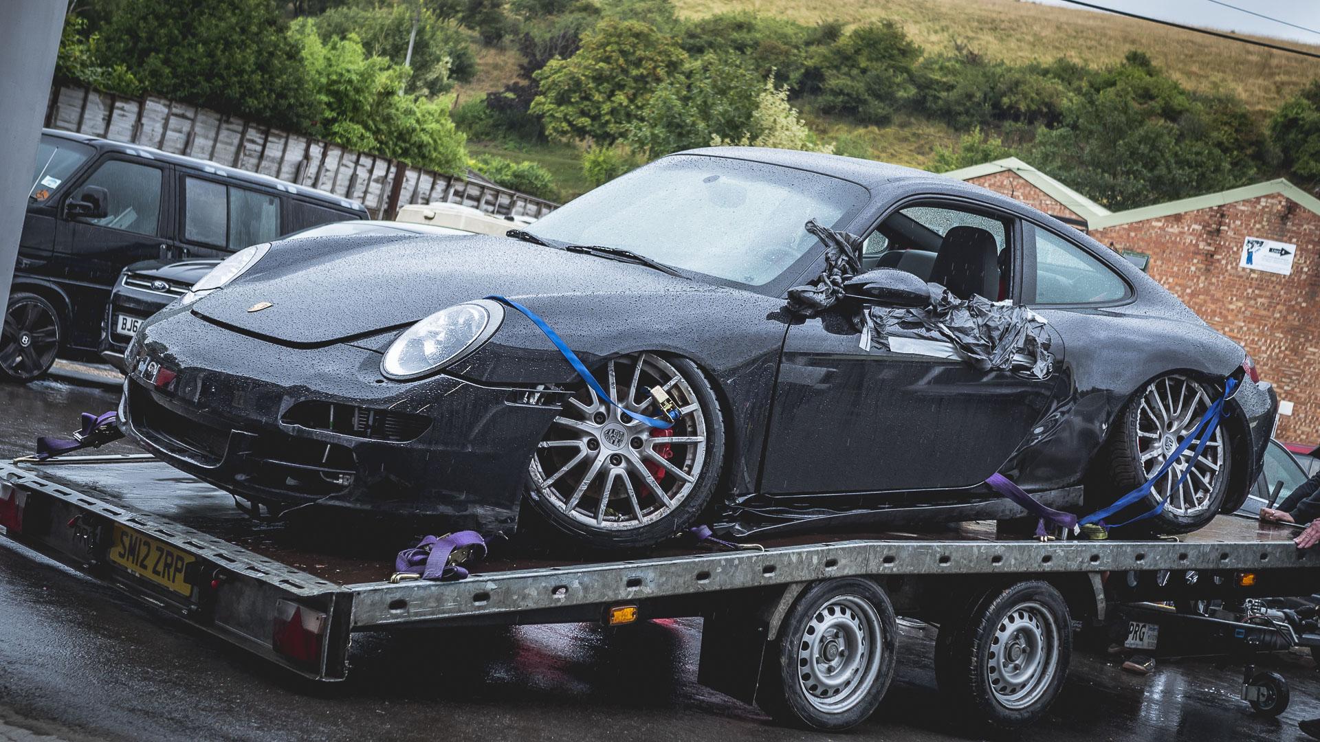 Wide Porsche 997 Custom Porsche Specialists Widebody Porsche