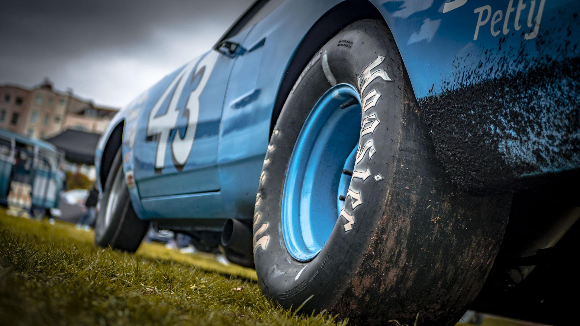 Lancing car show 2018 Golding barn garage 11