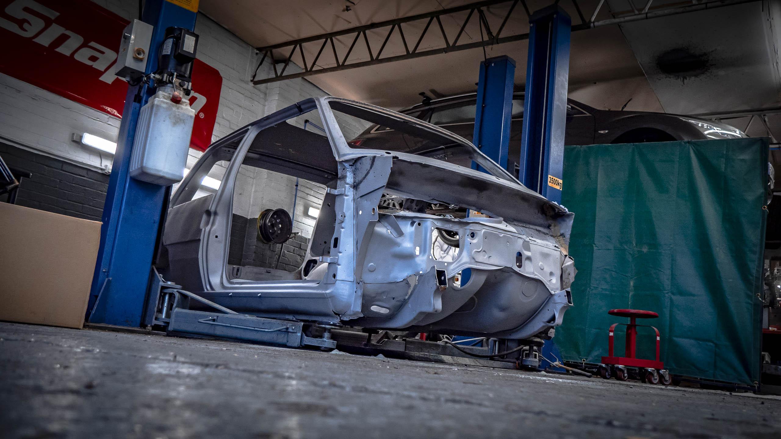 Retro Car Restoration Renault 5 Gt Turbo Build Car